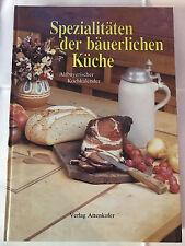 """Rarität """"Spezialitäten der bäuerlichen Küche: Altbayerischer Kochkalender"""""""