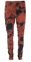 New UK Mens Ripped Jeans Pants  Distressed Slim Fit Biker Casual Denim Trouser