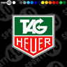 TAG HEUER - Vinyl Stickers / Decals Car Racing Sports Trial Race - 2824-0119