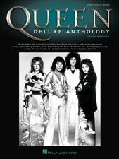 Queen Deluxe Anthology Sheet Music Updated Edition Piano Vocal Guitar 000278683