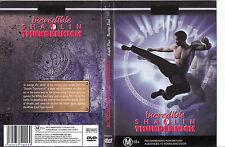 Incredible Shaolin Thunderkick-1982-Benny Tsui-[In English]-Korea Sou-Movie-DVD