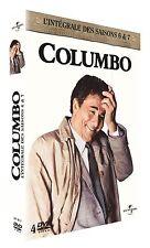 """COFFRET 4 DVD """"COLUMBO SAISON 6 ET 7""""   NEUF SOUS BLISTER"""