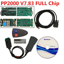 Lexia3 PP2000 for Citroen/Peugeot Diagnostic tool with Diagbox V7.83 FULL Chip