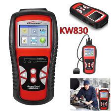 KW830 AL519 Professional Diagnostic Scan Tool CAN OBD2 OBDII Fault Code Reader