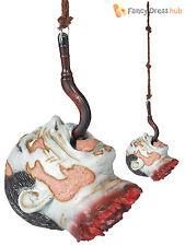 Hanging décapité rompu tête sur Hook Zombie Halloween Party Décoration prop