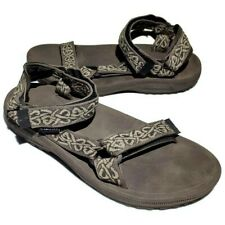 Teva Men's Sport Sandals Brown Ankle Foot Straps S/N 6584 Size 10 Outdoor