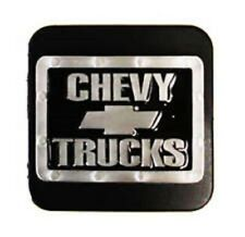 "Chevy Trucks HITCH COVER - Valley Industries Fits 1-1/4"" & 2"" Receivers"
