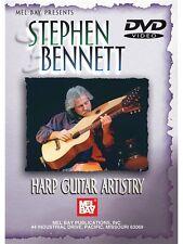 Stephen Bennett Arpa Guitar Artistry Music Dvd De Regalo De Navidad Regalo De Cumpleaños