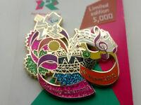 LONDON 2012 OLYMPICS PIN BADGE PARALYMPICS OPENING CEREMONY