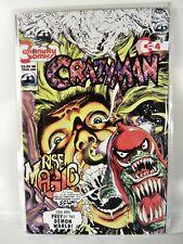 Comic Book - CRAZYMAN #4 - Rise of Magic Continuity Comics