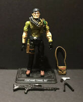 G.I. Joe 25th Tunnel Rat V10 Resolute Comic Pack Exclusive Figure Complete