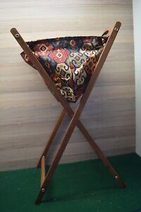 Vintage Blackwood Knitting Frame / Bag Restored