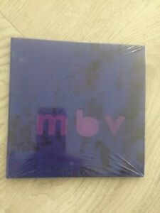my bloody valentine mbv studio album CD MBVCD01