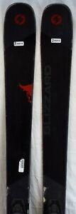 17-18 Blizzard Brahma Used Men's Demo Skis w/Bindings Size 180cm #346918