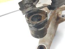 CR 125 2001 Marco De Balanceo Brazo de Oscilación * dañado ver FOTOS *
