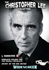 The Christopher Lee Collection [New DVD]