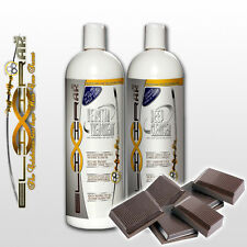 8oz CHOCOLATE Elixir Brazilian Blowout & Deep Cleanser For Any Hair Type Unisex