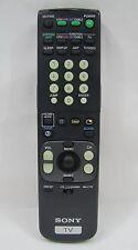 Sony RM-Y170 TV Remote DV32XBR250, KV32XB, KV36BR250, KV38FX250, KV40XB700
