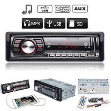 12V Autoradio Player Car Audio Auto Stereo FM Receiver MP3 Remote Control