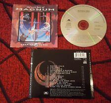 MAGNUM ** Chapter & Verse: The Very Best Of **  ORIGINAL 1993 UK CD