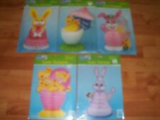 Easter Honeycomb Centerpiece Decoration Paper Fantasies NOS U Pick not a Lot