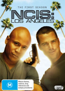 NCIS: LOS ANGELES - SEASON 1 (2009) [NEW DVD]