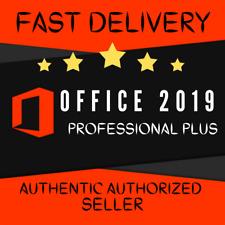 MICROSOFT OFFICE 2019 PROFESSIONAL PLUS Key 32/64-bit Lifetime Activation Key