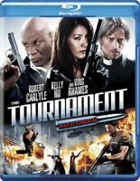 Tournament (Blu-ray Disc, 2009, Canadian Unrated) DISC IS MINT