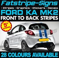 FORD KA MK2 STRIPES GRAPHICS DECALS STICKERS CAR VINYL ST STREET SPORT 1.4 1.6