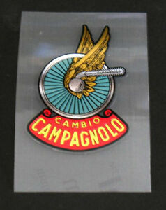 Campagnolo Vintage Tubing Decal  (sku Camp801)