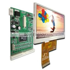 """4 3""""TFT Color LCD Display Module,w/VGA,AV Video Driving Board,Option Touch Panel"""