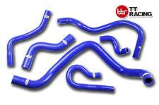 Honda Civic D14Z D15 D16 92' -00' Silicone Radiator Heater Hose Pipe Kit