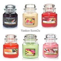 Yankee Candle FRUIT 3.7oz Small Jar VARIETY