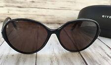 GIVENCHY SGV 871 Sonnenbrillen Original Eyeglasses Damen Schwarz und  Etui 63