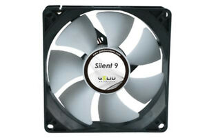 GELID SILENT 9 dimensiuni ventilator: 92 x 92 x 25mm Fan Speed 1500 12V M5C2IT M
