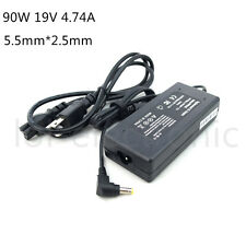 90W 19V 4.74A AC Adapter Power Charger for HP ASUS Toshiba Lenovo IBM Gateway