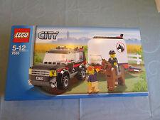 Lego 7635 Lego-City Pferdetransport NEU OVP