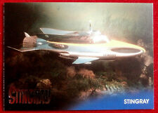 STINGRAY - Foil Chase Card #F2 - STINGRAY - GERRY ANDERSON COLLECTION 2017