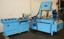 DoAll, CNC Vertical Mitering Bandsaw, Model TF-2021NC