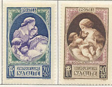 France 1938 Intellectual Stamps #B86-B89A MH CV $34 FREE Ship after 1st Lot