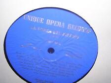 La Forza Del Destino (Verdi) UORC - 332 Unique Opera Records