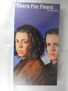 "Tears For Fears ""Chronicles"" BRAND NEW 3 CD SET! ONLY NEW & SEALED COPY ON eBAY!"