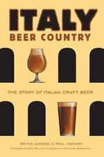 Italy : Beer Country: By Jansing, Bryan Vismara, Paul