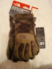 The North Face Women's Denali Thermal Etip Glove (Burn Olive Green, Medium)
