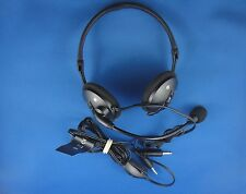 Microsoft LifeChat LX-2000 Headset with Microphone for Laptop Notebook PC & Mac