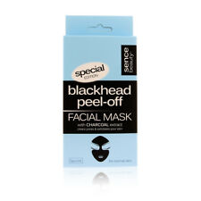 Sence Beauty Special Edition Black Head Peel-Off Facial Mask 5 Masks In This Box