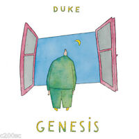 GENESIS - DUKE, 2016 EU 180G vinyl LP, NEW - SEALED!