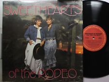 Country Canadian Import Lp Sweethearts Of The Rodeo One Time, One Night On Colum