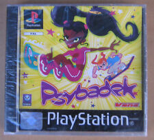 Videogame Psybadek Playstation 1 Ps1 PSX PSONE SIGILLATO NEW&SEALED 1st print