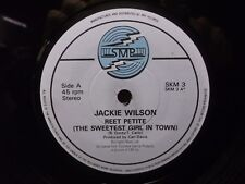 "Jackie Wilson - Reet Petite 7""  -  Plays Mint!"